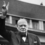В США обнаружили записки Уинстона Черчилля об инопланетянах