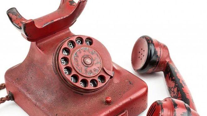Собственный телефон Гитлера продадут нааукционе Мэриленда