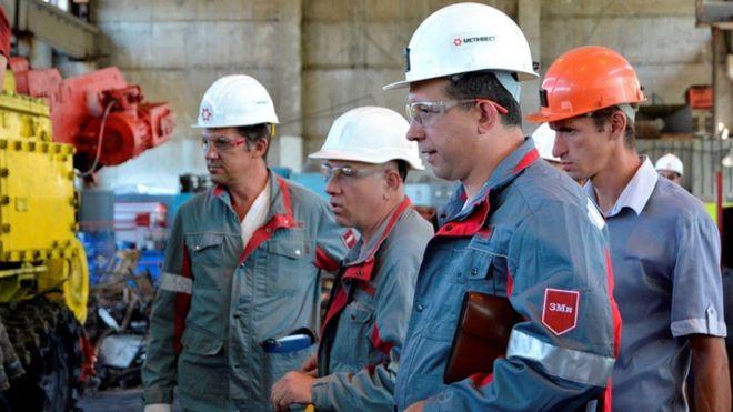 Два завода вДонбассе останавливают производство из-за блокады