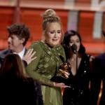 Адель получила «Грэмми» в трех основных номинациях