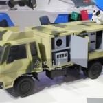 На IDEX-2017 Китай показал лазерную противовоздушную пушку