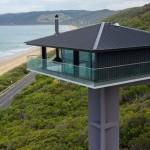 Удивительный дом над пропастью в Австралии