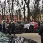 Яндекс-такси прогоняют из Львова