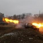 В  результате обстрелов на Донбассе пострадали мирные жители