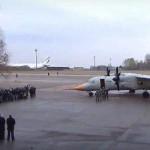 Новый самолет Ан-132D успешно совершил первый полет (видео)