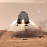 SpaceX и NASA выбирают место высадки для мрасианских пилотов