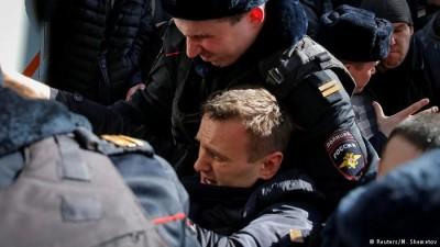 Юрист Навального обжаловала его арест на15 суток