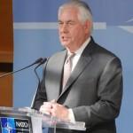 Тиллерсон призвал НАТО дать ответ на агрессию России