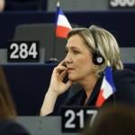 Европарламент лишил Марин Ле Пен депутатской неприкосновенности