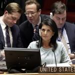 США не допустит принятия резолюций ООН, направленных против Израиля