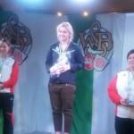Украинка стала чемпионкой по стрельбе из пневматического пистолета