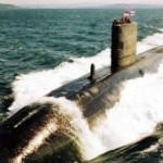 В книжном магазине в Британии продавались чертежи атомной подводной лодки