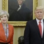 Первый визит Трампа будет на саммит НАТО