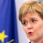 Шотландия проведет референдум о выходе из Британии