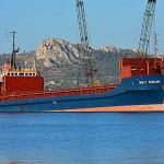 В Украине впервые конфисковали судно за заход в порт аннексированного Крыма
