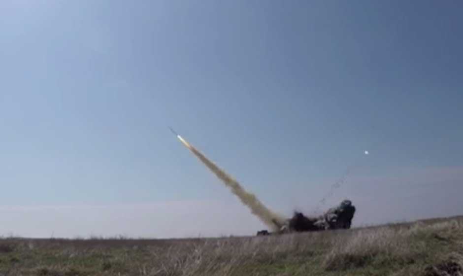 Секретарь СНБО Украины: Ракеты точно поразили определенные цели