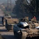 Повстанцы в Сирии захватили современный российский танк Т-90