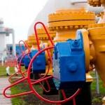 Украина сьэкономила значительное количество газа