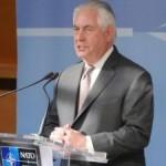 Глава Госдепа США исключил отмену санкций против России и даже разговоры