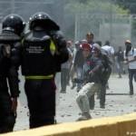 Венесуэла на грани гражданской войны