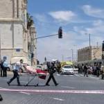 Теракт в Иерусалиме: девушка находится в критическом состоянии