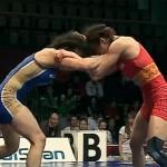 Украинская женская сборная по борьбе обошла россиянок и стала чемпионом Европы
