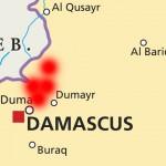 Израиль поддержал США своим ракетным ударом по Сирии