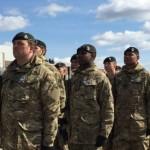 Британия развернула бронетанкову группу в Эстонии