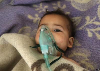 Химатака вИдлибе сфабрикована— Асад