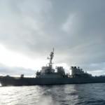США направляют ударную группу кораблей к Северной Корее