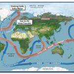 Ученые — течение Гольфстрим изменило свое направление, «заморозив» Сибирь