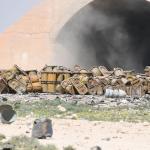 На авиабазе в Сирии обнаружены российские контейнеры для химического оружия