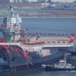 Китай спустил на воду свой второй авианосец