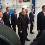 Путин впервые появился на публике в тяжелом бронежилете