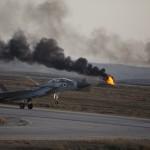 Израиль разбомбил аэропорт и ПВО Дамаска