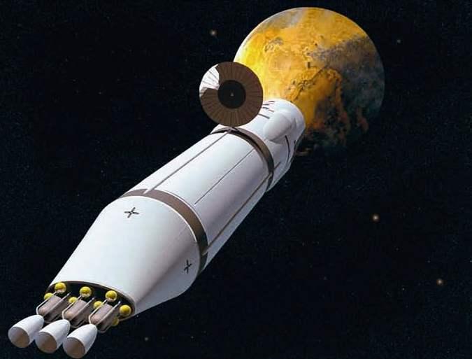 NASA создало имитацию Красной планеты— Прогулка поМарсу