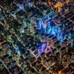 Потрясающие ночные панорамы крупнейших городов мира