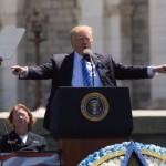 Популярность Трампа среди израильтян упала на 23%