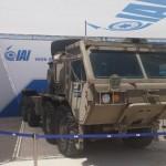 IAI разрабатывает беспилотный военный грузовик для ЦАХАЛа