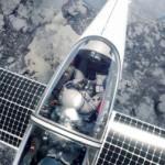 Стратосферный самолет на солнечной энергии совершил первый полет
