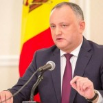 Президент Молдовы заявил, что «плевать он хотел на НАТО и европейские ценности»