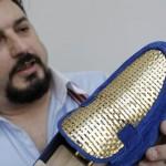 В Италии начато производство туфлей из золота (фото)