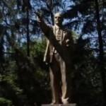 В Киеве найден последний памятник Ленину