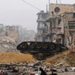 Асад пользуясь перемирием в Сирии начал наступление