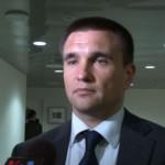 Климкин призвал партнеров Украины поддержать ее в вопросе о Крыме