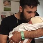 Сирийские беженцы назвали сына в честь премьер-министра Канады