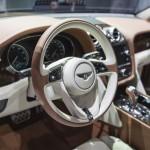 Bentley выпустит для веганов машины с отделкой из грибов и медуз