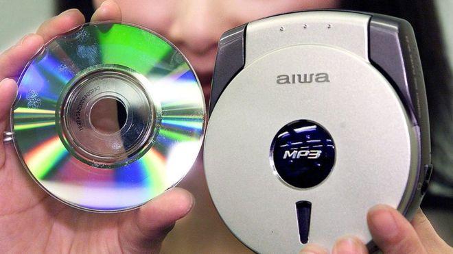 Творець аудіоформату MP3 повідомив про його