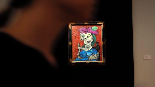 ВНью-Йорке продали известную картину Пикассо