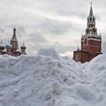 9 мая в Москве вероятна снежная буря
